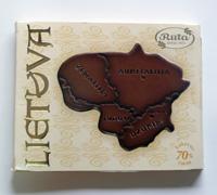 リトアニアのチョコレート(ケース)