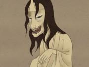 幽霊(筆者描く)