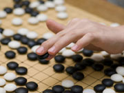 囲碁の盤面