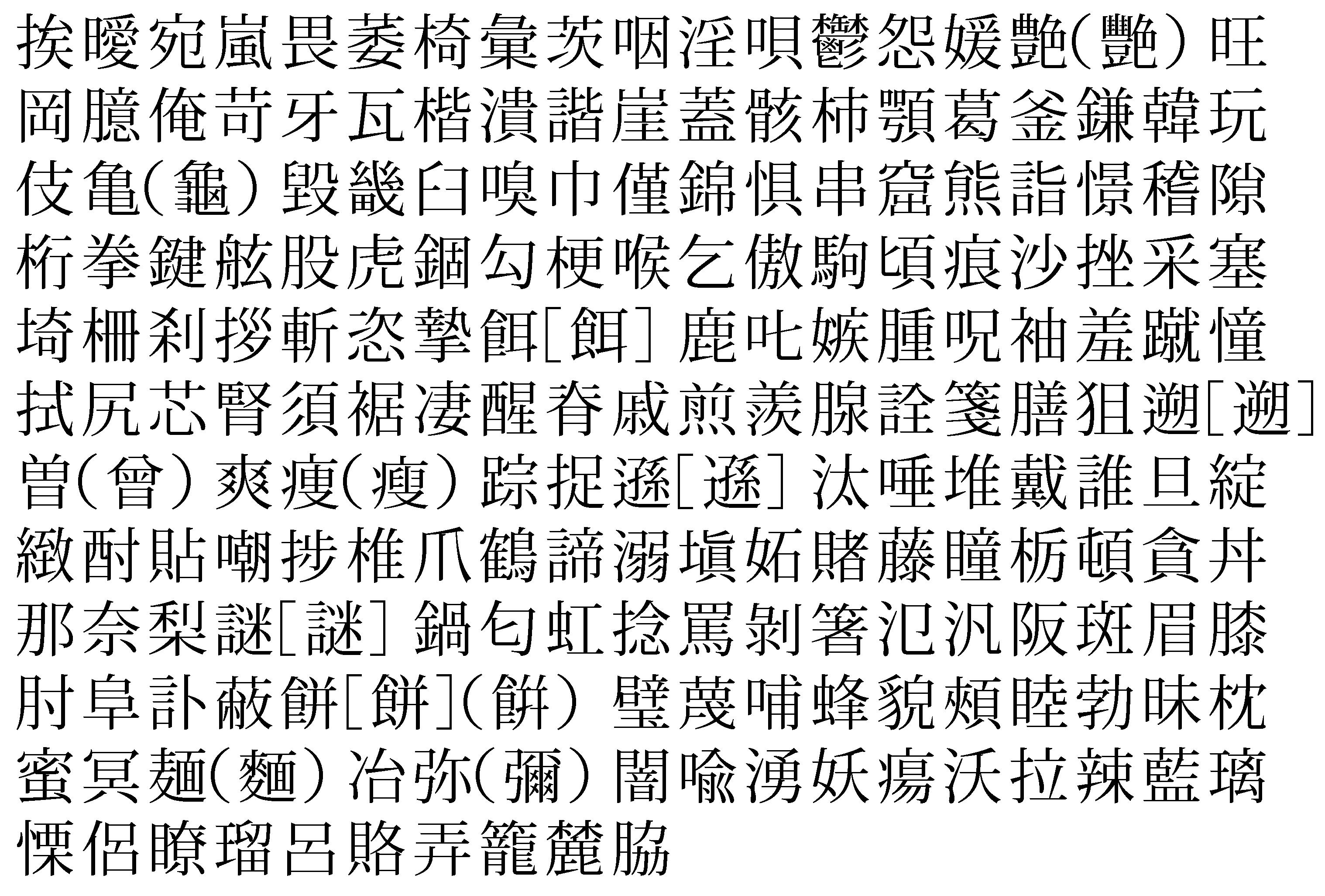 ... 人名用 漢字 の新字旧字 : 1年生 漢字 一覧 : 漢字