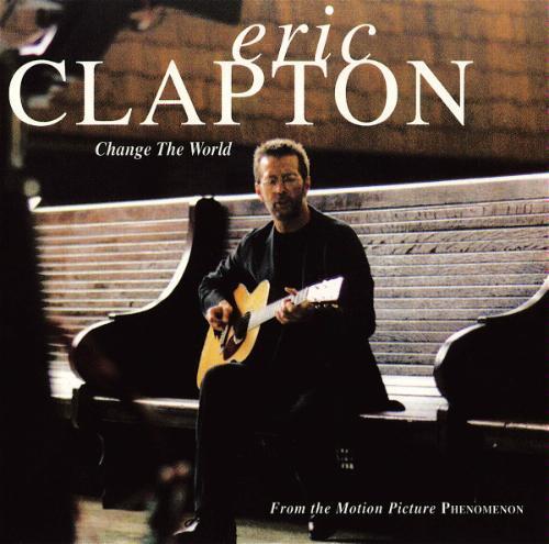漢字 5年の漢字 : Eric Clapton Change the World Album