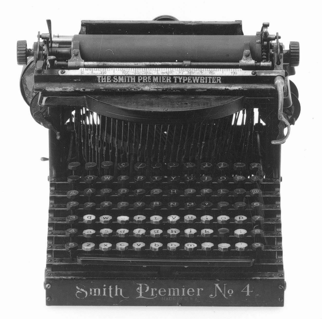 Smith Premier No.4