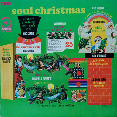 Otis Redding(Merry Christmas, Baby)収録アルバム(1968)