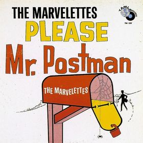 「Please Mr. Postman」収録LP