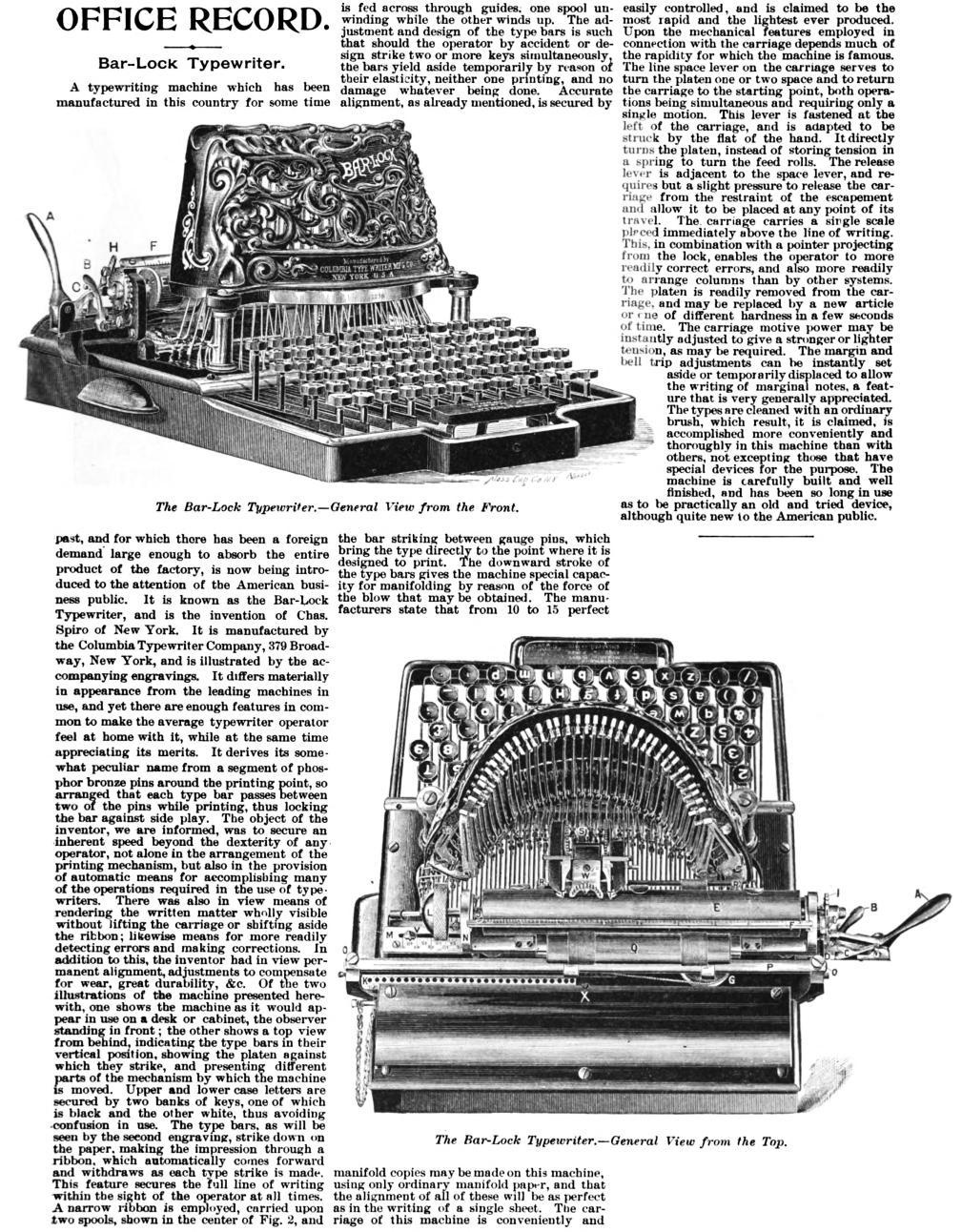 『Business』1891年10月号