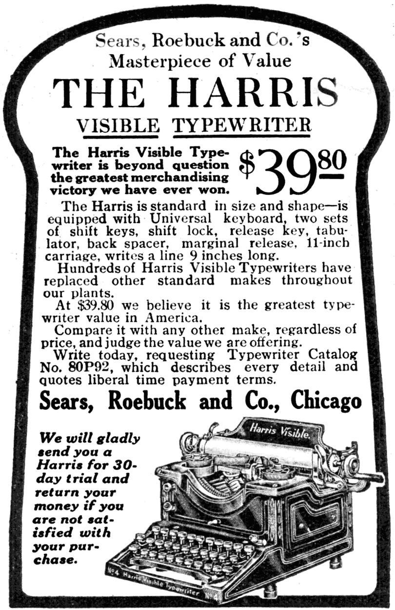 『Popular Mechanics』1914年4月号